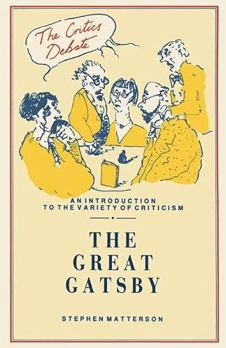 "9780333483077: ""Great Gatsby"""