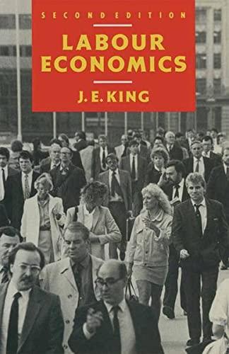 9780333483169: Labour Economics