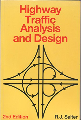 9780333483381: Highway Traffic Analysis and Design