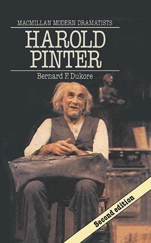 9780333484340: Harold Pinter (Modern dramatists)