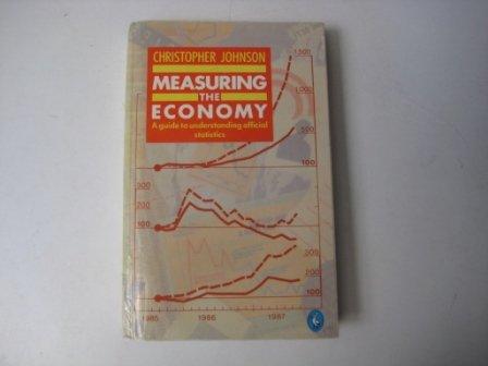 9780333484418: Measuring the Economy