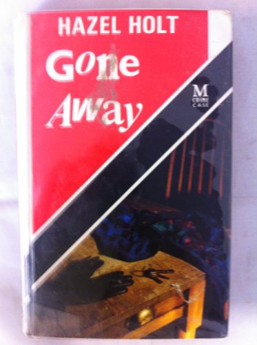 9780333484791: Gone Away (Pan crime)