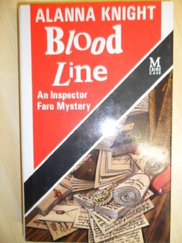 9780333485156: Blood Line