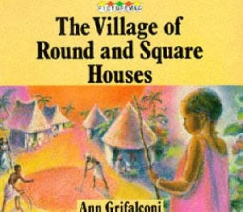 9780333485217: The Village of Round and Square Houses (Picturemacs)