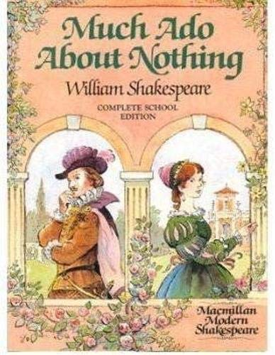 9780333485934: Much Ado About Nothing (Macmillan modern Shakespeare)