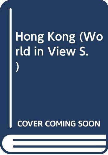 9780333486450: Hong Kong (World in View)