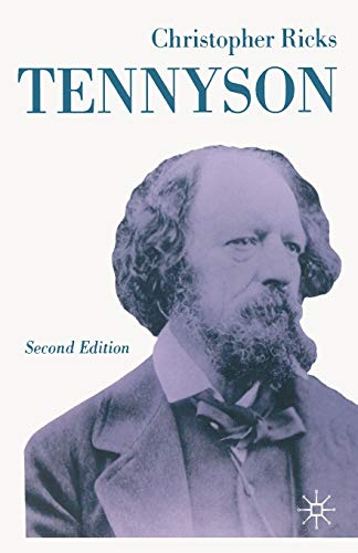 9780333486559: Tennyson