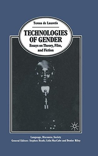 9780333486887: Technologies of Gender