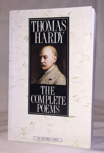 9780333488737: The Complete Poems of Thomas Hardy