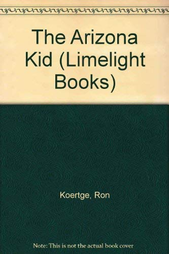 9780333489239: The Arizona Kid (Limelight Books)