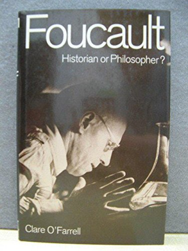 9780333489444: Foucault: Historian or Philosopher?