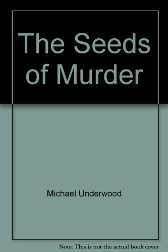 9780333490310: The Seeds of Murder