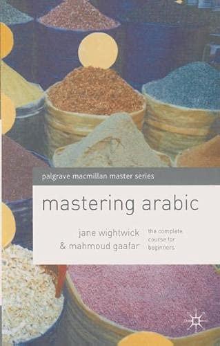 9780333490365: Mastering Arabic