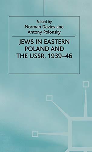 Jews in Eastern Poland and the USSR,: Bridgewater, Susan, Davies,