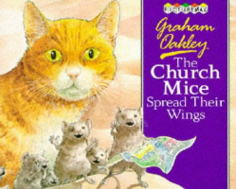 9780333493359: the church mice spread their wings