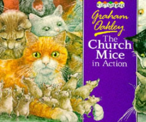 9780333493366: The Church Mice in Action (Picturemac)