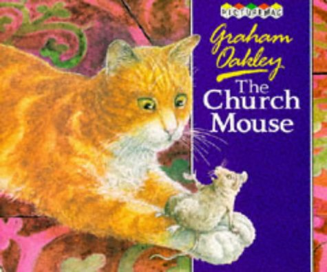 9780333493373: The Church Mouse (Picturemac)