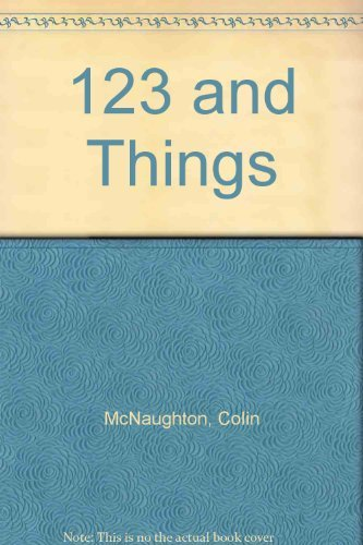 9780333493571: 123 and Things