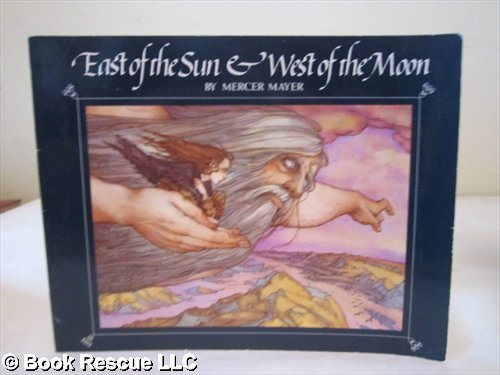 9780333493588: East of the Sun and West Wind (Picturemacs)