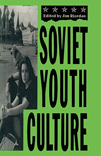 9780333494264: Soviet Youth Culture