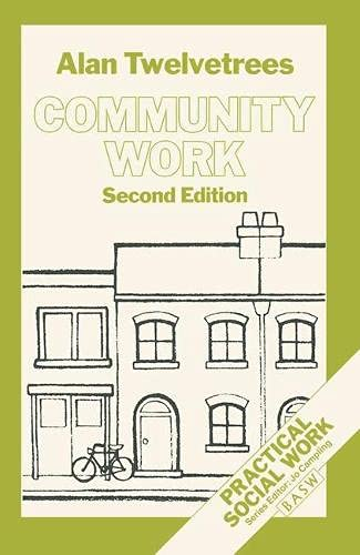 9780333495056: Community Work (British Association of Social Workers (BASW) Practical Social Work)