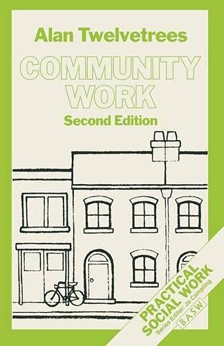 9780333495063: Community Work (British Association of Social Workers (BASW) Practical Social Work)