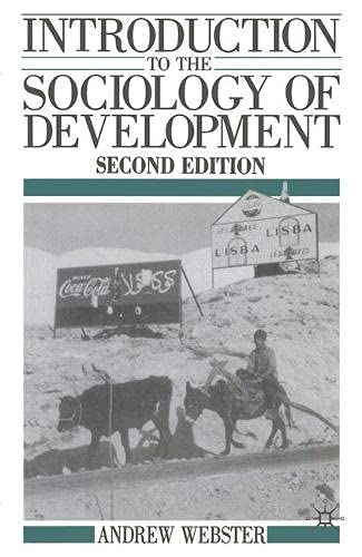 9780333495070: Introduction to the Sociology of Development