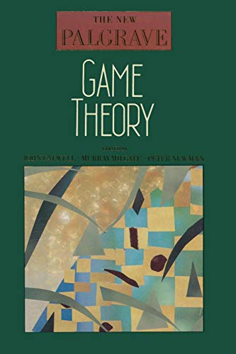 9780333495377: Game Theory