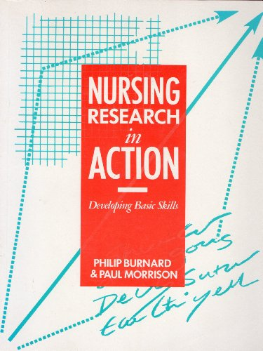 9780333495636: Nursing Research in Action