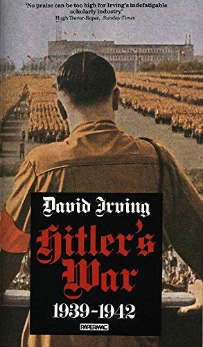 9780333495889: Hitler's War 1939-1942