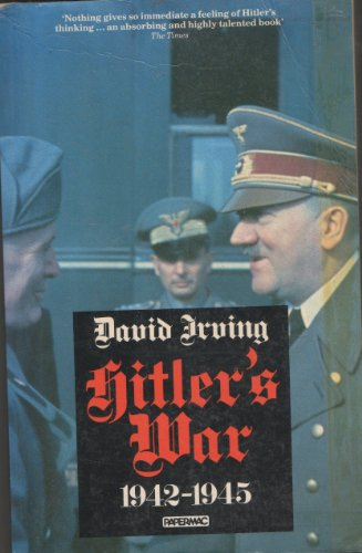 9780333495896: Hitler's War 1942-1945