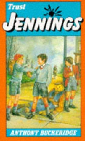 9780333496886: Trust Jennings