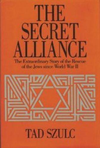 9780333499276: THE SECRET ALLIANCE