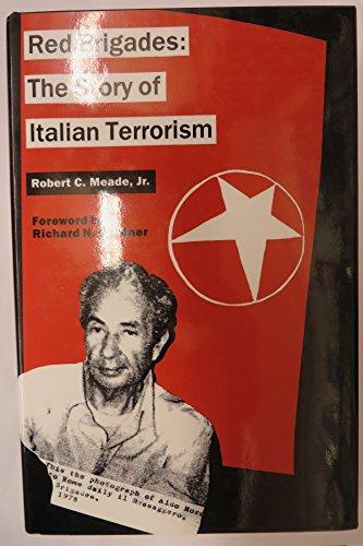 9780333499313: Red Brigades: Story of Italian Terrorism