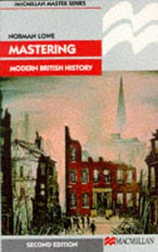 9780333510308: Mastering Modern British History