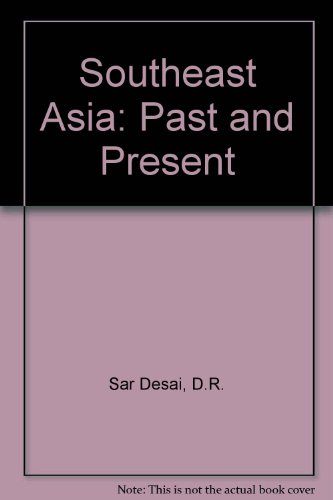 9780333511206: Southeast Asia: Past and Present