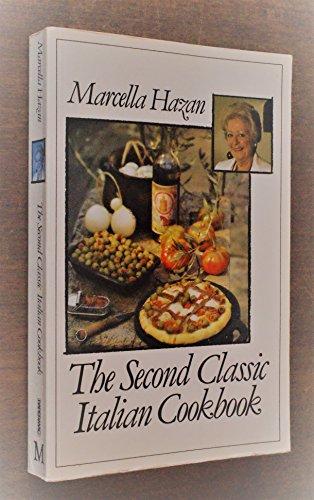 9780333512036: The Second Classic Italian Cookbook