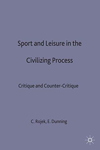 9780333512258: Sport and Leisure in the Civilizing Process: Critique and Counter-Critique