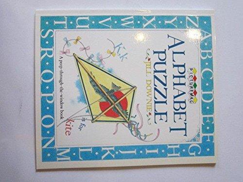 9780333514238: Alphabet Puzzle (Picturemacs)