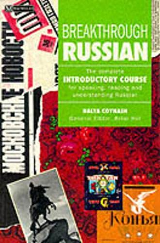 9780333514245: Breakthrough Russian (Breakthrough Language Courses)