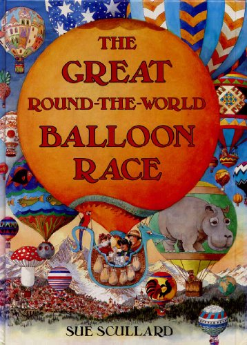 9780333514511: The Great Round-the-world Balloon Race