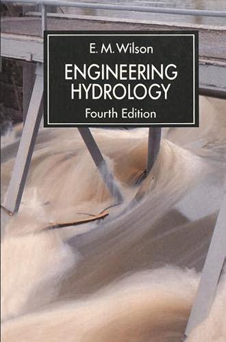 9780333517161: Engineering Hydrology (Macmillan Civil Engineering Hydraulics)