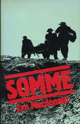 9780333517550: The Somme