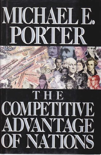 9780333518045: The Competitive Advantage of Nations