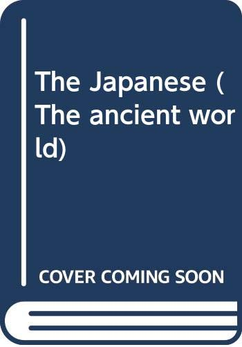 9780333520864: The Japanese (The Ancient World)