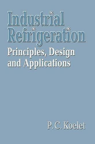 9780333521687: Industrial Refrigeration