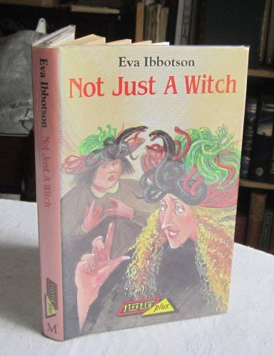9780333522158: Not Just a Witch (Firefly Plus)