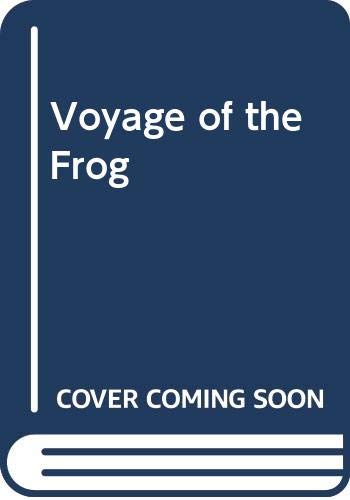 9780333522196: The Voyage of the Frog (Firefly Plus Books)