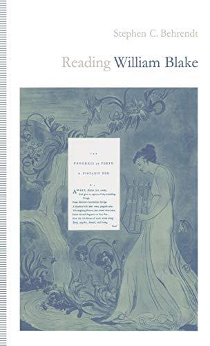 9780333524848: Reading William Blake