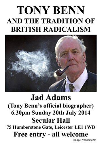 Tony Benn: A Biography: Adams, Jad